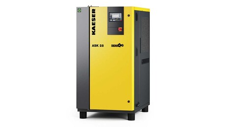 Compressor de parafuso ASK
